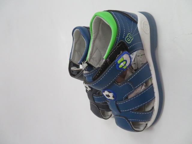 Sandały Dziecięce YF-1, Mix 2 color, 21-26