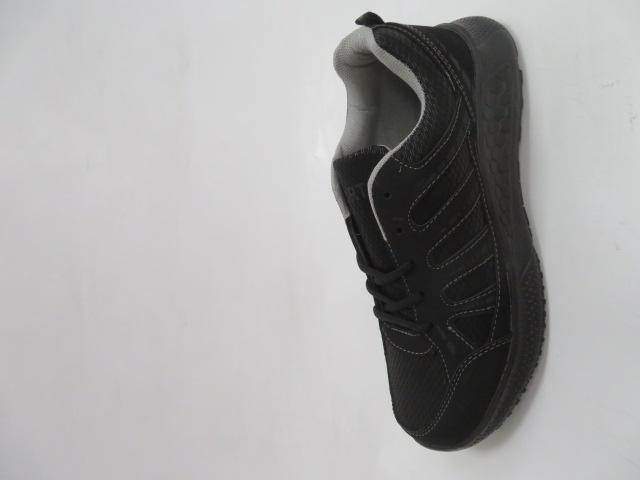 Buty Sportowe Męskie F052, Black/Grey, 41-46