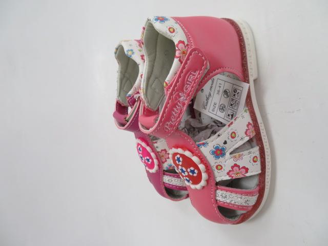 Sandały Dziecięce J79 , Mix 2 color, 19-24 3