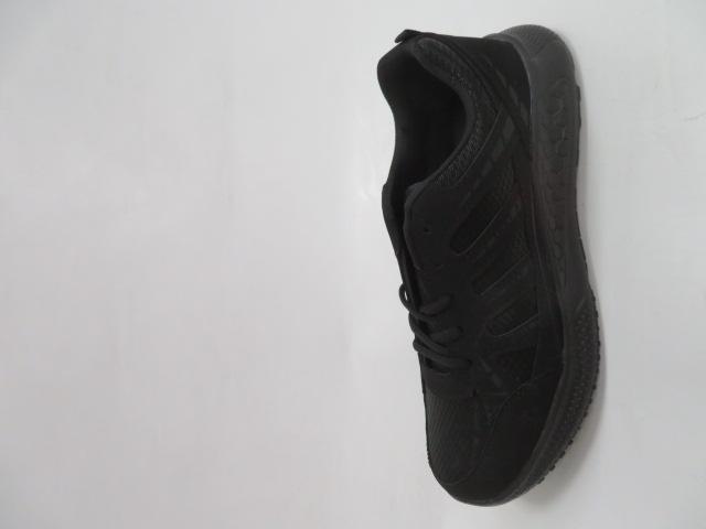 Buty Sportowe Męskie F052, Black, 41-46