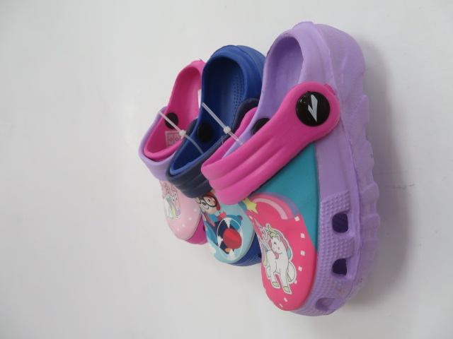 Klapki Dziecięce 6326-1,  Mix 3 color, 20-23