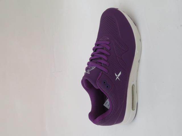 Sportowe Damskie 0560, Purple, 36-41