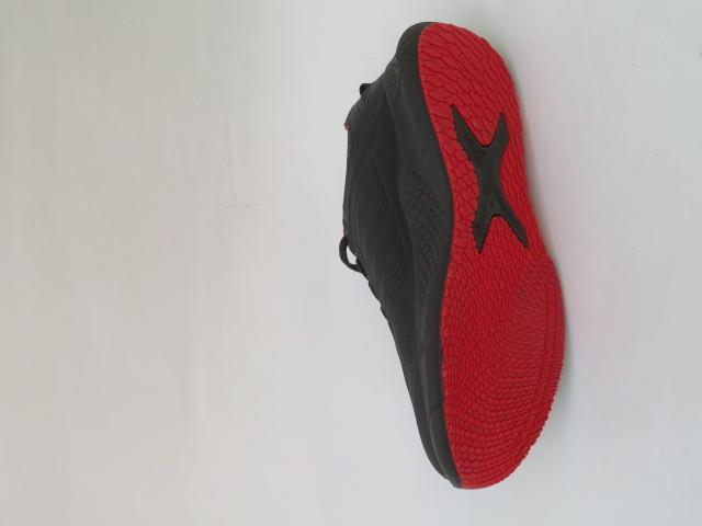 Buty Sportowe Męskie 2177-1, Black, 41-46 3