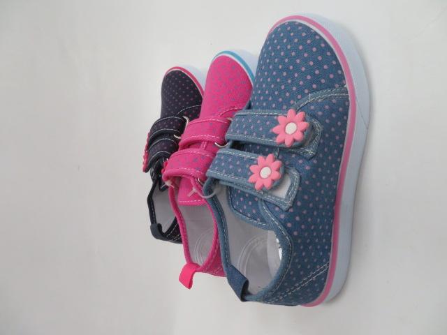 Buty Sportowe Dziecięce H15-1, Mix 3 color, 25-30