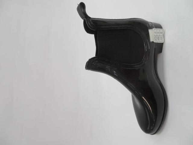 Kalosze Damskie XHMY-9, Black, 36-41