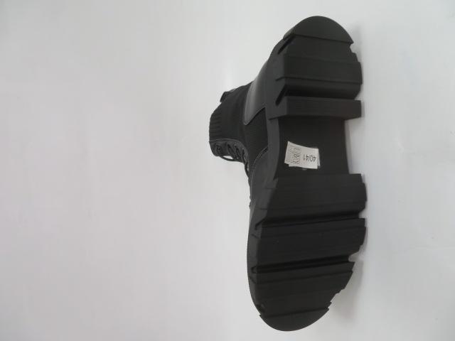 Botki Damskie 6807, Black, 36-41 3