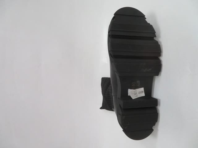 Botki Damskie 6806, Black, 36-41 3