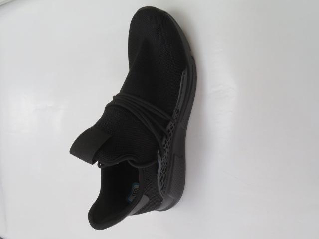 Buty Sportowe Męskie 31631, All Black, 40-46