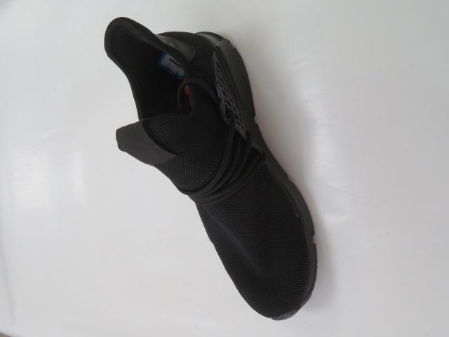 Buty Sportowe Męskie 31631, All Black, 40-46 2