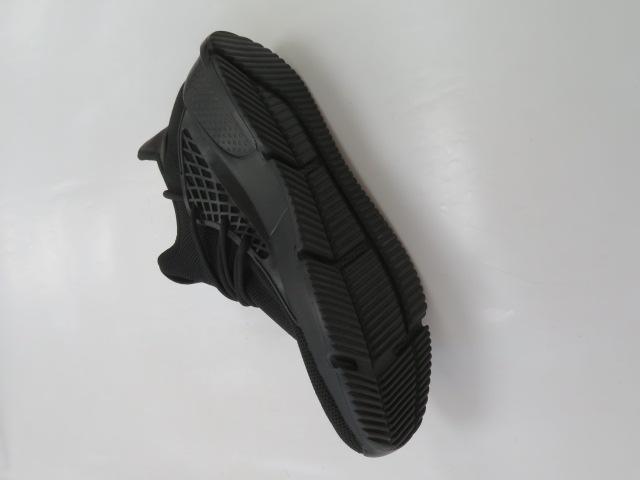 Buty Sportowe Męskie 31631, All Black, 40-46 3