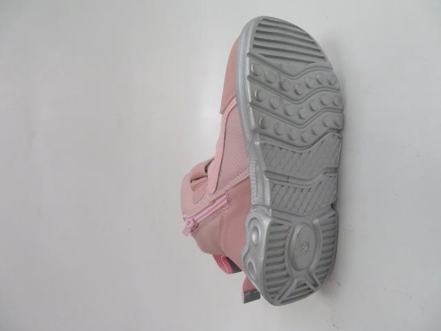 Botki Dziecięce P653, Pink, 27-32 3