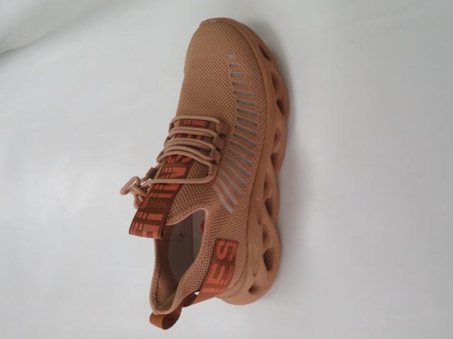 Buty Sportowe Męskie 1060, Brown, 40-46