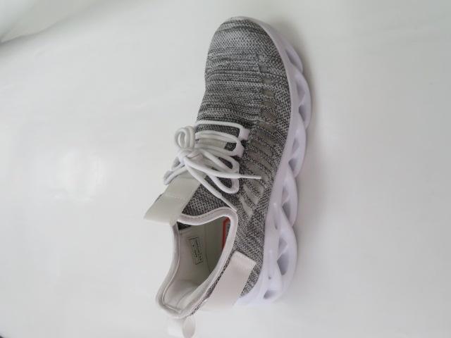 Buty Sportowe Męskie HC-1, White/Grey, 40-46