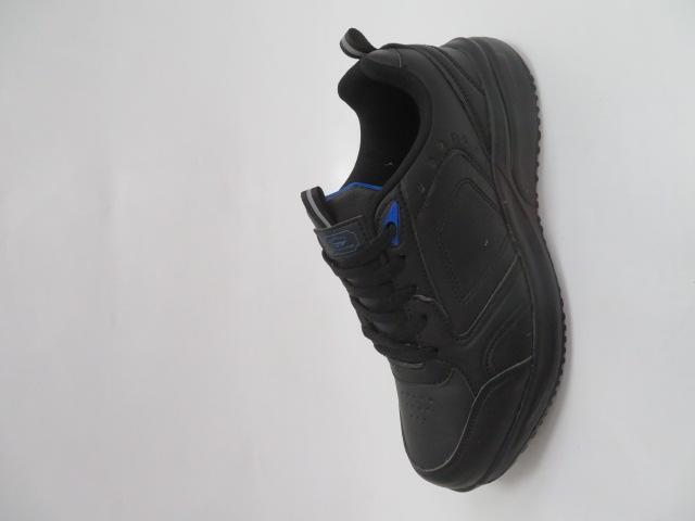 Sportowe Damskie LXC 8164, Black/Blue, 36-41