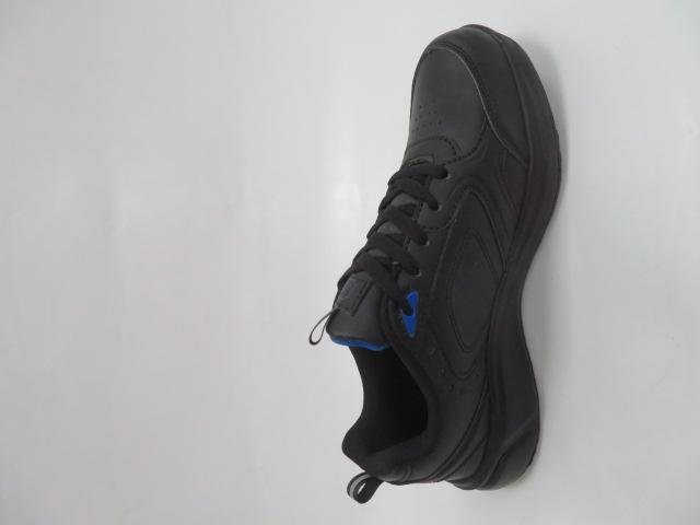 Sportowe Damskie LXC 8164, Black/Blue, 36-41 3