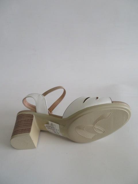 Czółenka Damskie X1169-15A, White, 36-41