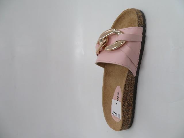 Klapki Damskie FRS-62, Pink, 36-41 2
