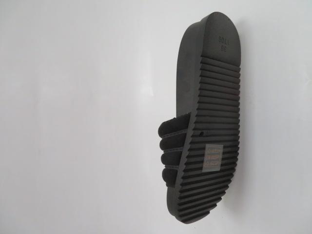 Klapki Damskie FRS-60, Black, 36-41 3