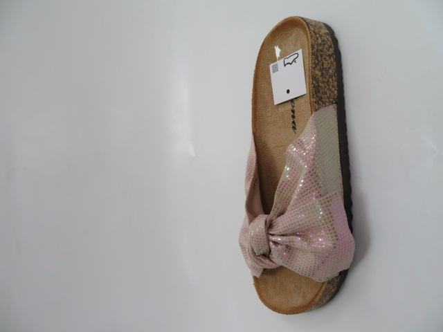 Klapki Damskie FRS-56, Pink, 36-41