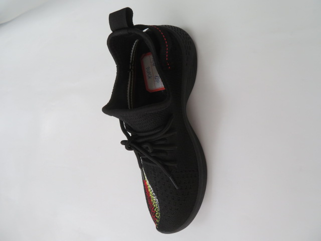 Sportowe Damskie HB-48, Black, 36-41
