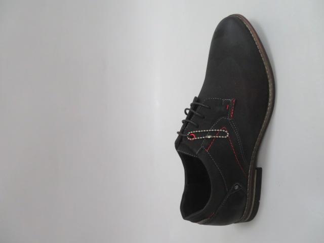Półbuty Męskie MXC 429, Black, 40-45 1