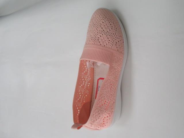 Baleriny Damskie HB-52, Pink, 36-41