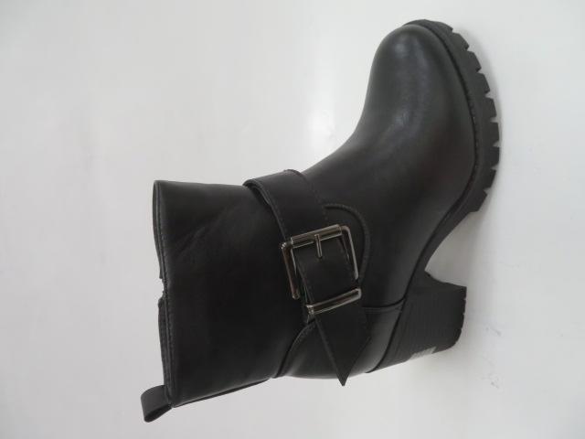 Botki Damskie 7956-GA, Black, 36-41 1