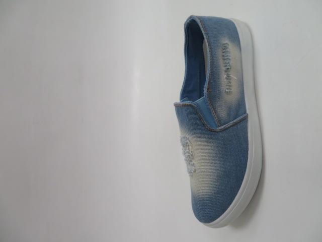 Półbuty Damskie G131, Blue, 36-41 1