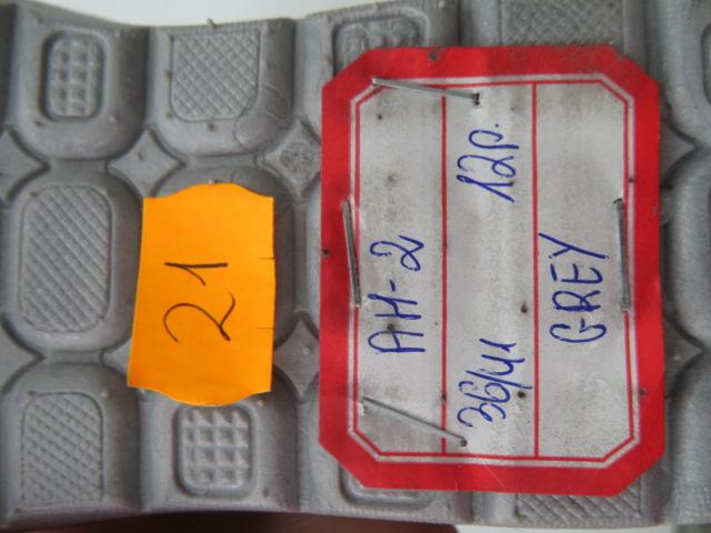 Półbuty Damskie HB-45, Fushia, 36-41