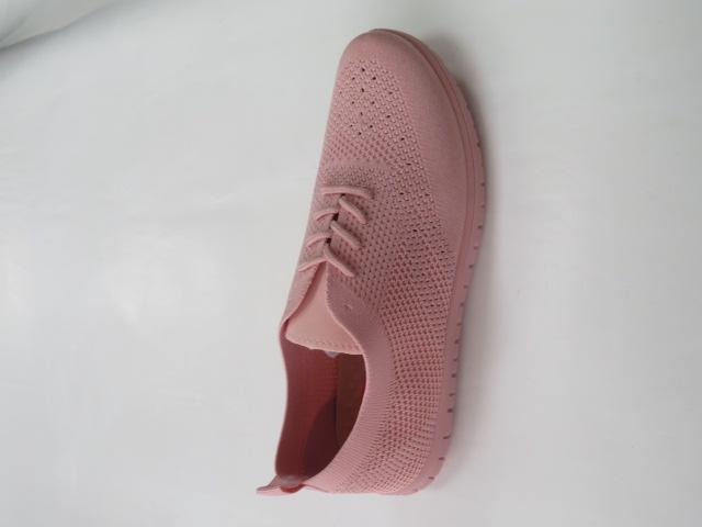 Baleriny Damskie  BH55, Pink, 36-41