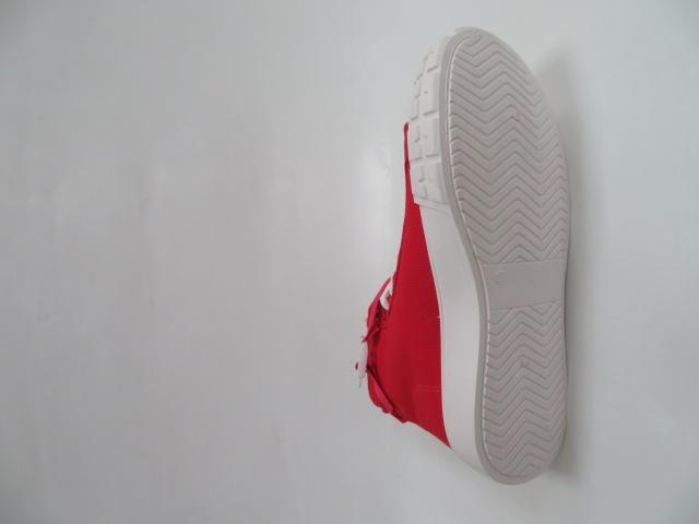 Botki Damskie VL141, Red, 36-41 2