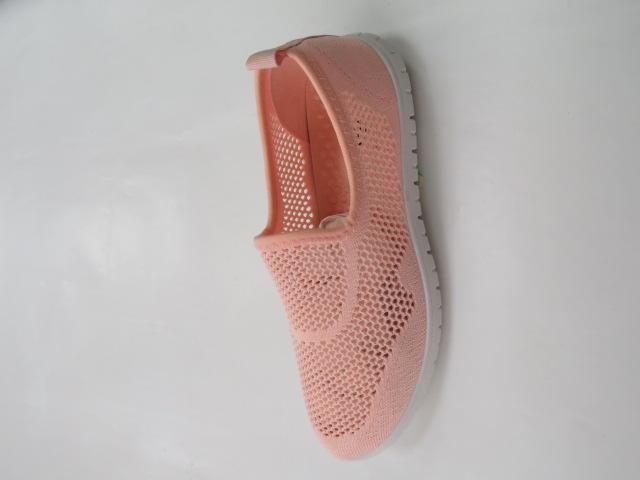 Półbuty Damskie HB-45, Pink, 36-41