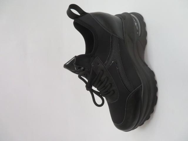 Sportowe Damskie AB123, Black, 36-41 1