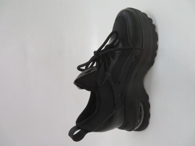 Sportowe Damskie AB123, Black, 36-41 2