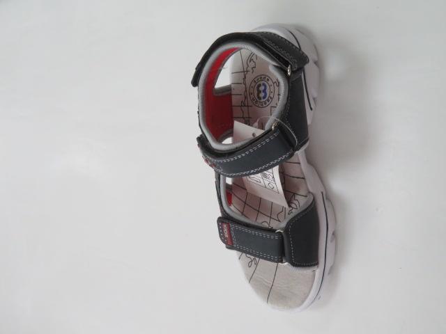 Sandały Dziecięce KF-08, Navy/Red , 28-36