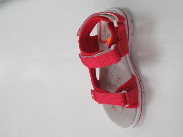 Sandały Dziecięce KF-01, Red , 28-36
