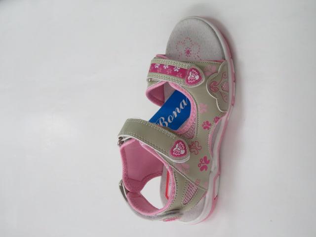 Sandały Dziecięce HY-D902, Beige, 31-36