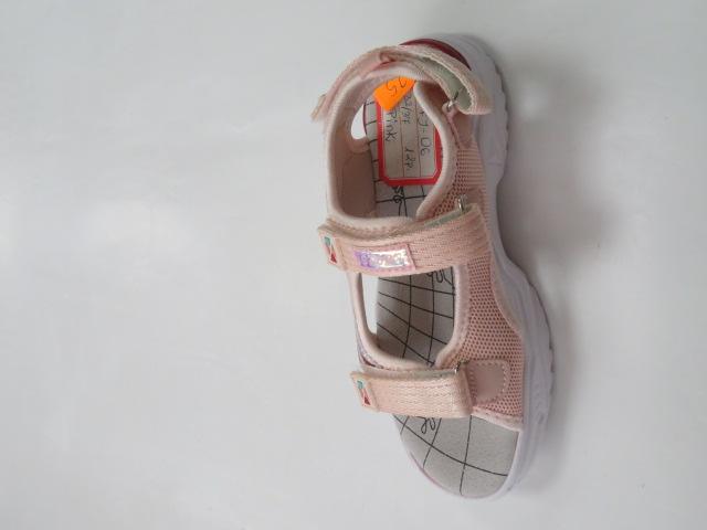 Sandały Dziecięce FJ-06, Pink , 32-37