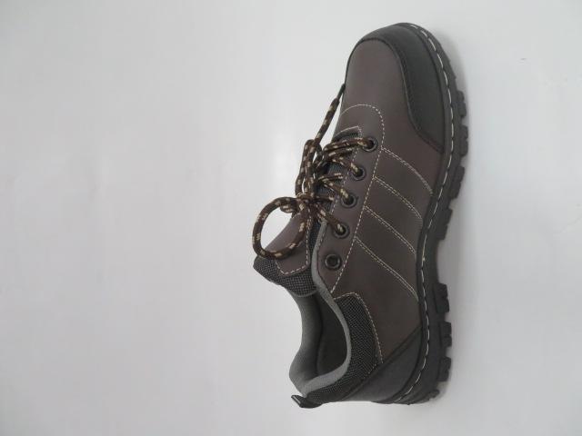 Buty Sportowe Męskie DS23, Brown, 41-46