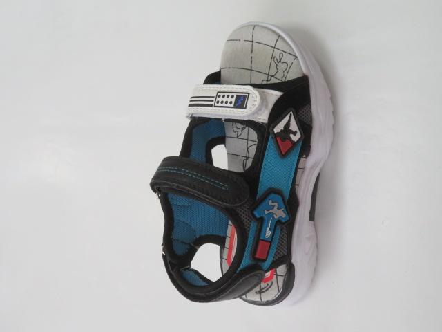 Sandały Dziecięce FJ-03, Black, 26-31