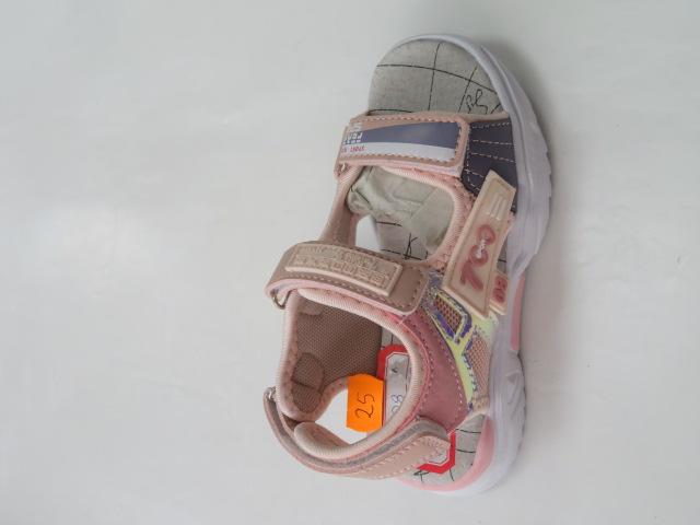 Sandały Dziecięce FJ08, Pink, 26-31