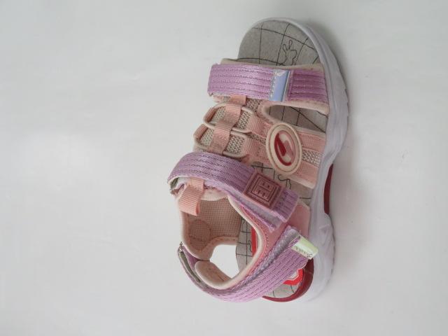 Sandały Dziecięce FJ 07,  Mix color, 26-31