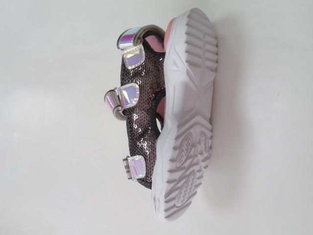 Sandały Dziecięce FJ-01, L.Grey, 26-31