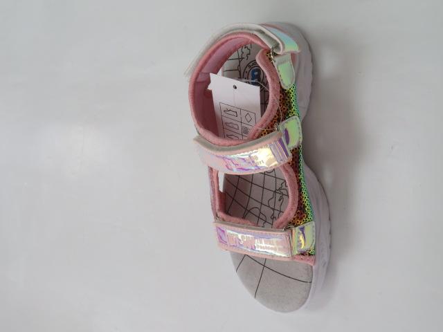 Sandały Dziecięce FJ-01, Pink, 26-31