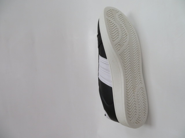 Trampki Damskie DS9-1, Black/White, 36-41 3