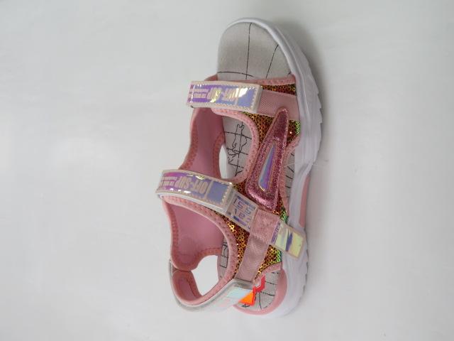 Sandały Dziecięce FJ-02, Pink, 26-31