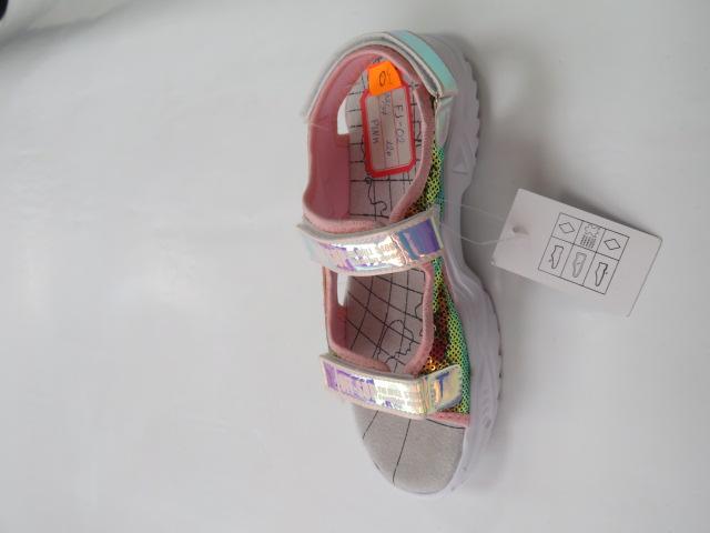 Sandały Dziecięce FJ-02, Pink, 32-37