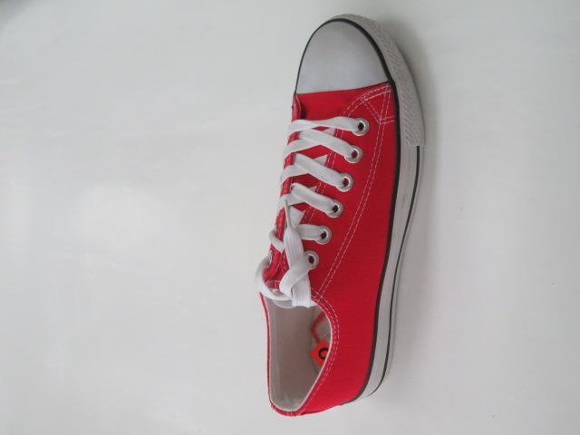 Trampki Damskie YBK-1, Red, 36-41