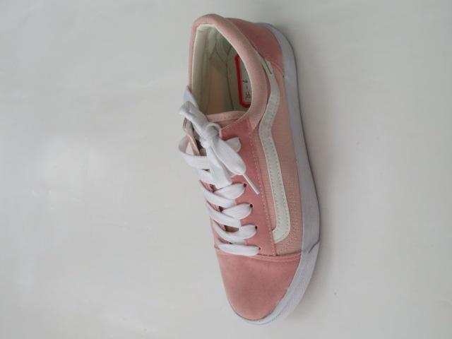 Trampki Damskie ZC-6, Pink, 36-41
