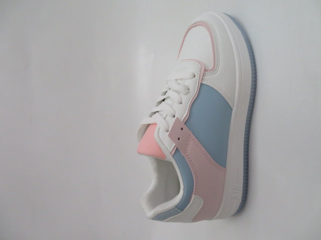 Sportowe Damskie AB97, Pink/Blue, 36-41